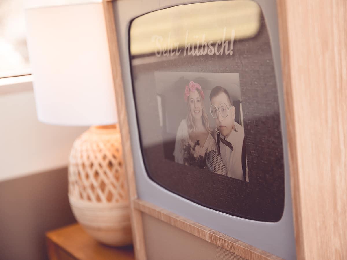 Retro Fotobus - Fotobox im Vintage-Look